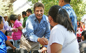Fernando Toranzo Fernández, inició gira de agradecimiento
