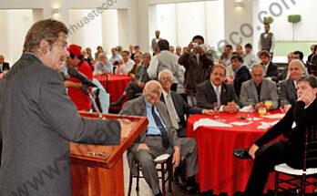 Fernando Toranzo Fernández refrendó su compromiso de encabezar un gobierno sin colores partidistas