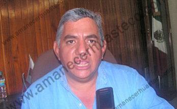 Rafael Rodríguez Pérez, Presidente Municipal de Tamuin