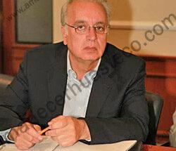 Roberto Armando Naif Kuri, director del Instituto de la Vivienda del Estado (INVIES)