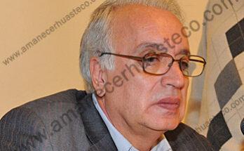 Roberto Naif Kuri, titular del Instituto de la Vivienda del Estado