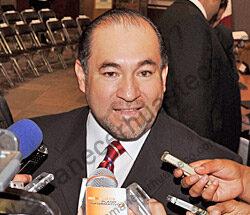 Enrique Francisco Galindo Ceballos, fue nombrado Secretario Ejecutivo del órgano encargado de coordinar las acciones de prevención y seguridad