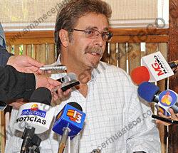 El gobernador, Fernando Toranzo Fernández, anunció que los proyectos productivos presentados en la Cámara de Diputados han sido aprobados en un 30%