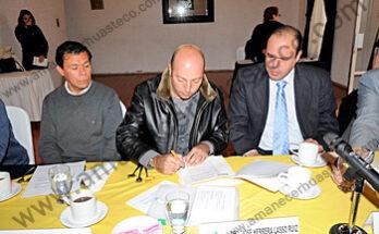 el presidente de la AMPI, José Herrera Lazo invitó a los agremiados a cuidar y resguardar bien la información a la que podrán tener acceso a través de internet