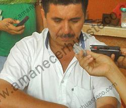 Ernesto Márquez Torres, Presidente del Comisariado Ejidal de Las Palmas