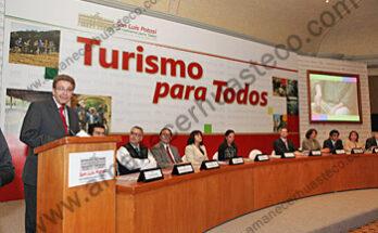 """""""Turismo para Todos"""", tiene como objetivo fundamental la generación de empleos, la captación de recursos y dar dinamismo a la economía de las 4 zonas del estado"""