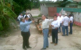 TAMUIN FOCO ROJO POR INUNDACIONES: CABRERA OLIVO
