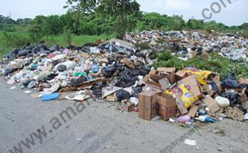 Problema con la basura