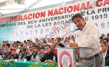 Fernando Toranzo Fernández, cuestionó hoy la prioridad de discutir la reelección de gobernantes