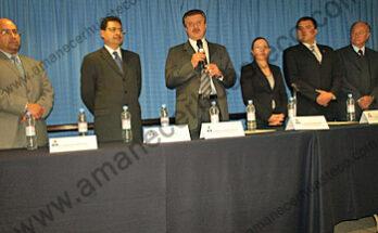 aura Guadalupe Ocón Bailón, titular de la Delegación Estatal en San Luis Potosí