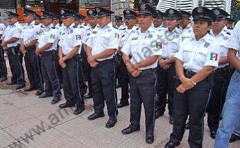 Socorro Herrera Orta, manifestó que el propósito 2010 de este gobierno es lograr la eficiencia en la labor de la Policía Municipal